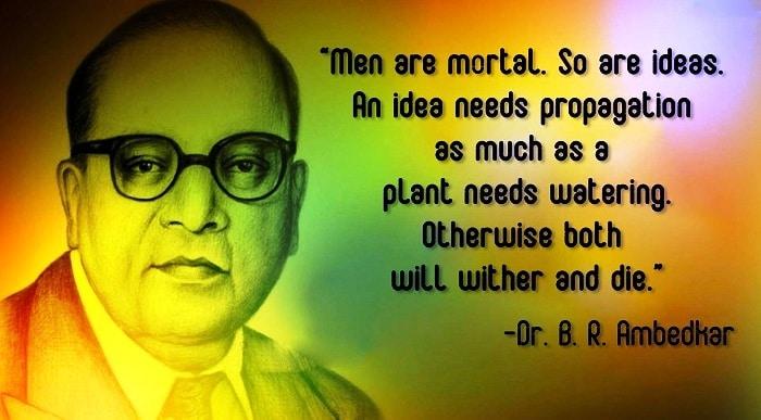 Bhimrao Ambedkar Jayanti (Ambedkar Birth Anniversary) Quotes