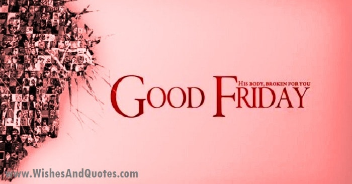 Happy Good Friday Greetings 2020