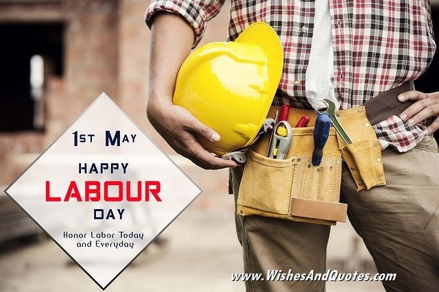 International Workers' Day (Labour Day) Wishes