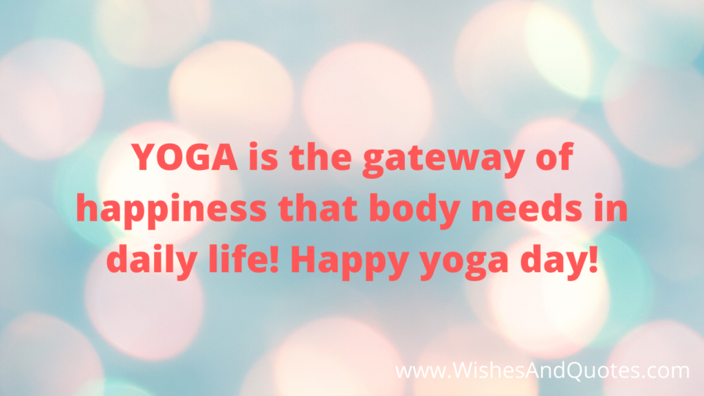 Happy International Yoga Day: Wishes, Quotes, Messages