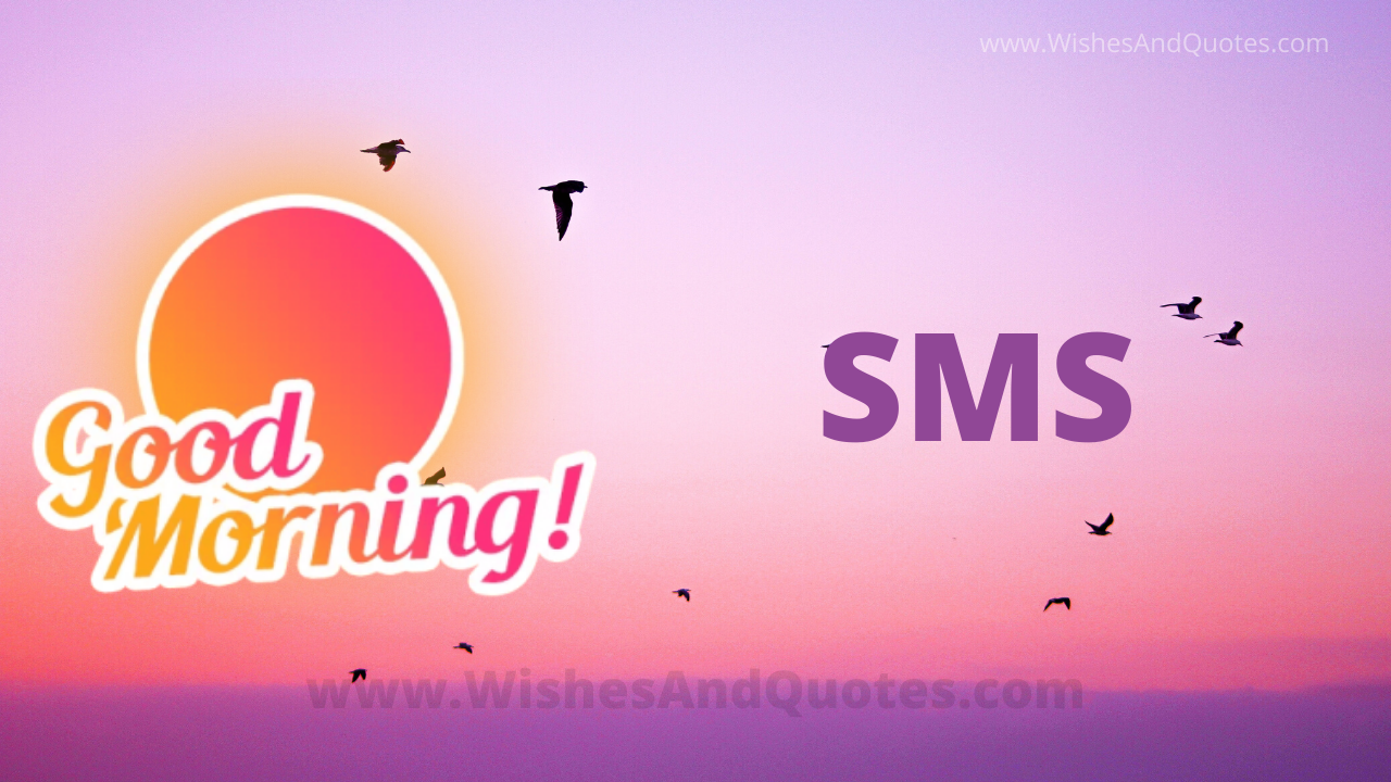 Happy Good Morning SMS