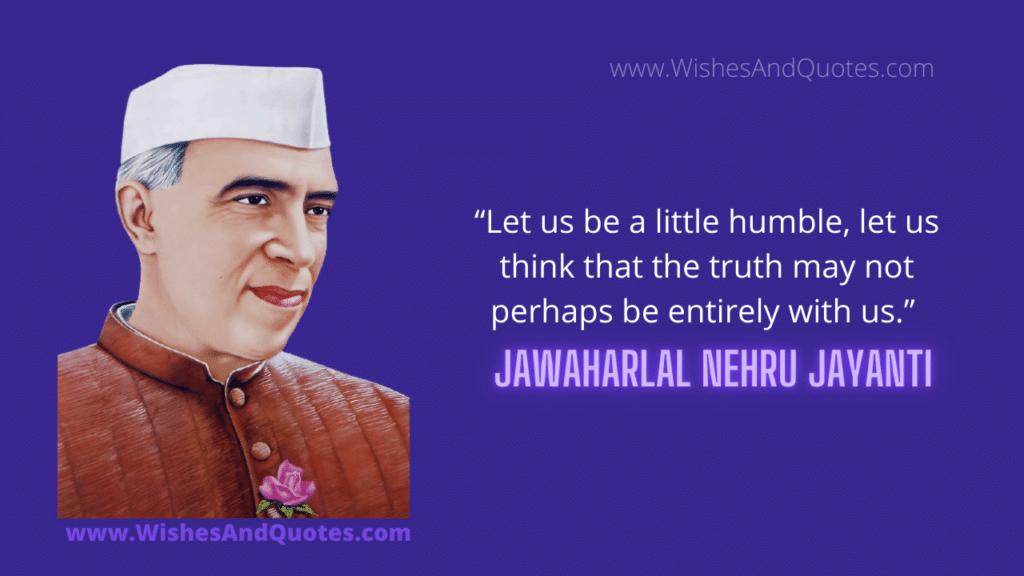 Nehru Jayanti
