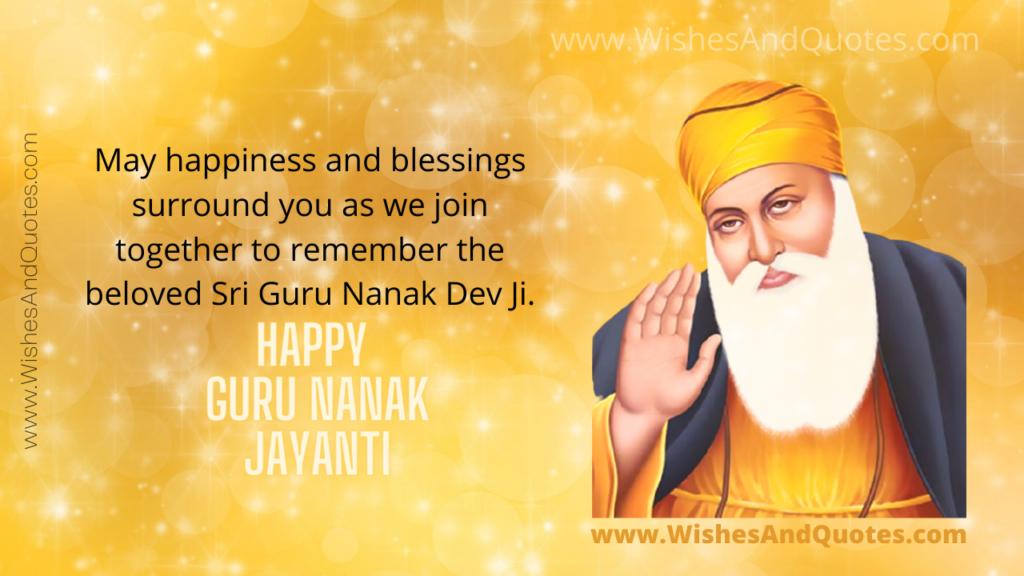 Guru Nanak Jayanti Gurpurab