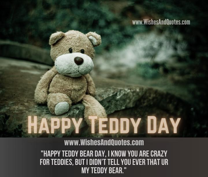 Teddy Day