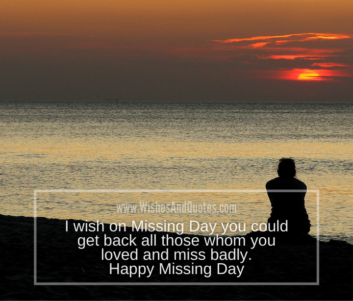 Missing Day
